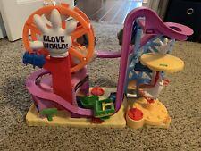 Spongebob Imaginext glove world Play Set