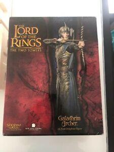 Lord of the Rings LOTR Sideshow Weta - Galadhrim Archer SdA