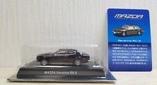 Kyosho 1/64 MAZDA SAVANNA RX-3 GT BLACK diecast car model