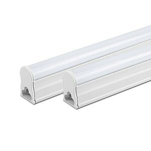 LED Tube T5 T8 Integrated Light 1FT 2FT 6W 10W LED Fluorescent Tube Wall Lamp