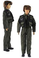 Fashion Outfits/Clothes/Uniform For Barbie's boy friend Ken Doll B033