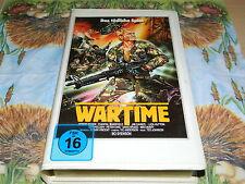 WARTIME - Das tödliche Spiel - Bo Svenson - Peter King - uncut - no DVD