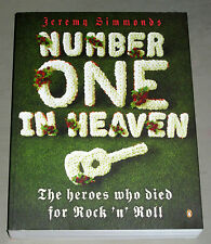 IN HEAVEN 900 ROCK MUSCIAN WHO DIED Hendrix Elvis jimMorrison Lennon PSYCHEDELIC