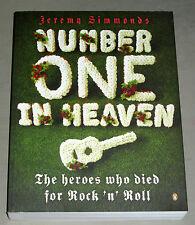 #1 IN HEAVEN 900 ROCK MUSCIAN WHO DIED Hendrix Elvis Morrison Lennon PSYCHEDELIC