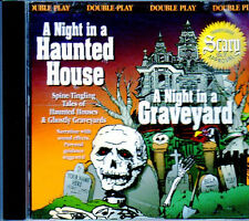 The Original A NIGHT IN A HAUNTED HOUSE & GRAVEYARD HALLOWEEN SOUND EFFECTS 1994