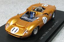 Ebbro 44275 Lola T70 Mk.2 1968 Japanese GP No. 11 ( Gold ) 1/43 scale