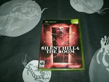 Silent Hill 4: The Room For Xbox And Xbox 360 Brand New Factory Sealed