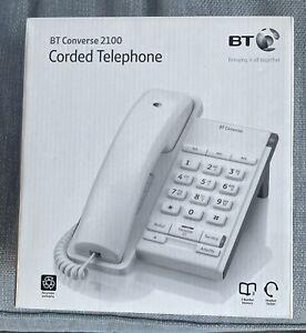BT Converse 2100 Corded Telephone