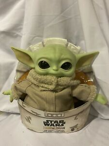 Stars Wars The Child Plush (Baby Yoda) Large Mandalorian Soft Toy Figure - RTP