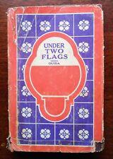 Under Two Flags - Ouida (Maria Louise Ramé)  - J.H. Sears New York 1923 HCDJ