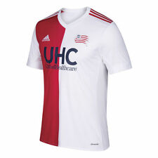adidas New England Revolution MLS 2017 Soccer Away Jersey White  Kids - Youth