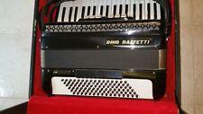 Fisarmonica originale DINO BAFFETTI come nuova
