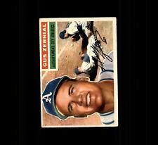 1956 Topps 45A Gus Zernial Gray Back VG #D398494
