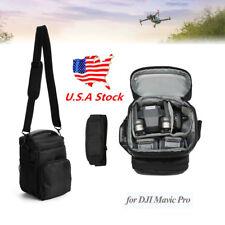 US ! Portable Carry Bag for DJI Mavic Pro Drone Storage Nylon Shoulder Backpack