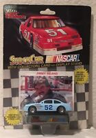 1991 RACING CHAMPIONS 1/64TH  #52  JIMMY MEANS  ALKA SELTZER - NIP  #4
