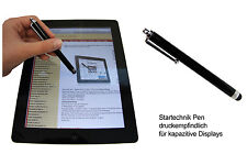 Noir graphique stylet Apple iPad table pc 3g 2g 1 G. alu pen stylus iPad 1 2 3
