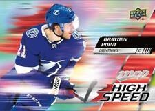 2020-21 Upper Deck MVP High Speed
