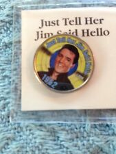 """NOS ELVIS MYSTIC COLORIZED QUARTER TOP 40 HITS """"JUST TELL HER JIM SAID HELLO"""""""