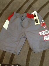 Mens Grey Shorts Brand New Size S Swimming Summer Boys
