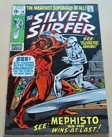 Silver Surfer #16, FN 6.0, Mephisto