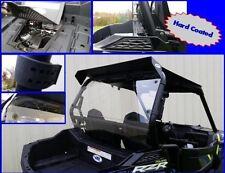 POLARIS RZR 900 15-17 REAR HARD PANEL WINDSHIELD WINDOW DUST STOP HARDCOATED
