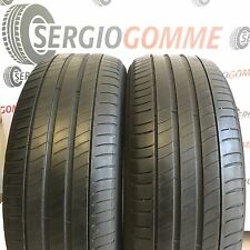 2x 225/55 R17  225 55 17  2255517  97Y, MICHELIN ESTIVE, 4,7mm, DOT.5215