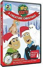 Wild Kratts: A Creature Christmas (DVD, 2016)