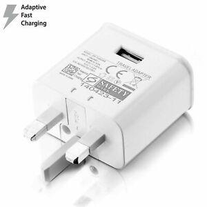 100% Genuine Fast Charger Plug EP-TA20UWE White