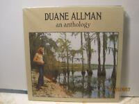 DUANE ALLMAN An Anthology inc Pickett/Skaggs/BB KING/Clapton-g/fold 2LP