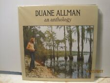 DUANE ALLMAN An Anthology inc Pickett/Skaggs/BB KING/Clapton-g/fold 2LP