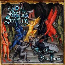 """Antiquus Scriptum """"Ars Longa, Vita Brevis"""" (NEU / NEW)"""