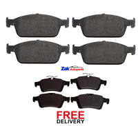 FOR FORD KUGA 2.0 TDCi (2013-2017) FRONT & REAR BRAKE PADS SET NEW