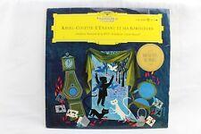Ravel-Colette: L'Enfant Et Les Sortileges LPM 18675 Vintage Vinyl Record LP