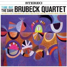 The Dave Brubeck Quartet - Time Out LP Vinile