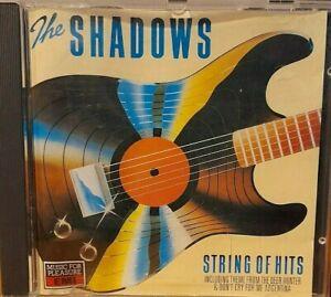 The Shadows, String Of Hits, cd