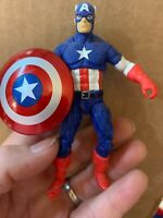 Marvel Legends 2010 Captain America Movie WW2 Cap (Walmart Exclusive)