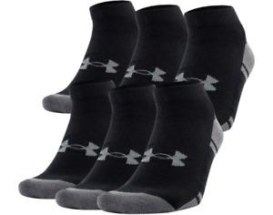 Under Armour U291 Men's UA Resistor III 3.0 Lo Cut 6-Pack Athletic Socks 1282432