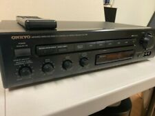 Onkyo P-301 Infrared-Controlled Stereo Preamplifier w/Remote