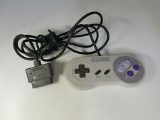 Original Official Super Nintendo Controller for the Original SNES System J39