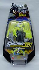 The Batman Animated Series Shadow Tek X-Bow Batman 5 inch Mattel NIP 4+ S118-5