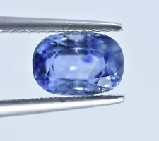 BLUE SAPPHIRE 2.63 CTS NATURAL UNHEATED UNTREATED OLD MINE