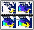 1981 CANADA DAY MINT FV FACE 68 CENT MNH CANADIAN #893 STAMP COMPLETE SET