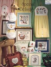 Stoney Creek Collection SPECIAL DELIVERY Bk 27 for Cross Stitch Baby Nursery