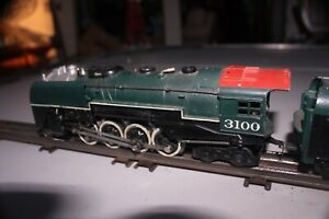 Lionel 3100 Great Northern 2-8-4 #3100