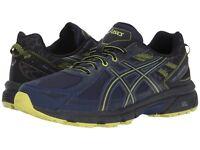 NIB Men's Asics GEL-VENTURE 6 RUNNING  Shoes Med& 4E WIDE Scram Indigo Blue