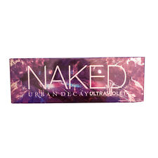 NEW AUTHENTIC Urban Decay Naked Ultraviolet Eyeshadow Palette IN HAND SHIP NOW!
