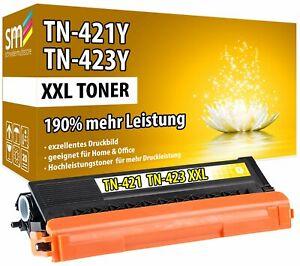 TN-421Y TN-423Y TONER XXL 190% MEHR LEISTUNG FÜR BROTHER HL-L8260CDW HL-L8360CDW