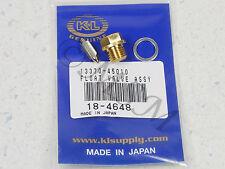 KAWASAKI SUZUKI NEW K&L FLOAT VALVE NEEDLE & SEAT ASY 18-4648