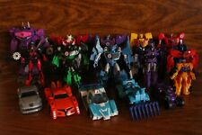 Transformers Prime Generations RID Cybertron Combiner Force Lot of 20 figures