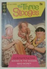 THE THREE STOOGES NO. 53 - GOLD KEY - DECEMBER 1971